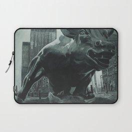 Triumph of the Bull Laptop Sleeve