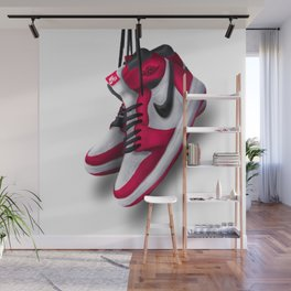 Classic 1s Wall Mural