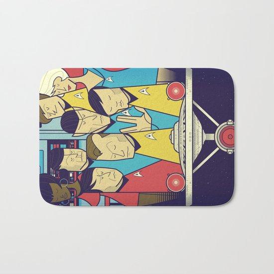 Star Trek Bath Mat