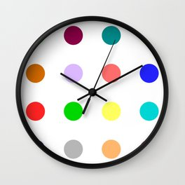 Bromazepam Wall Clock