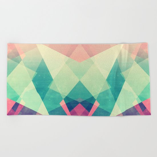 August Beach Towel
