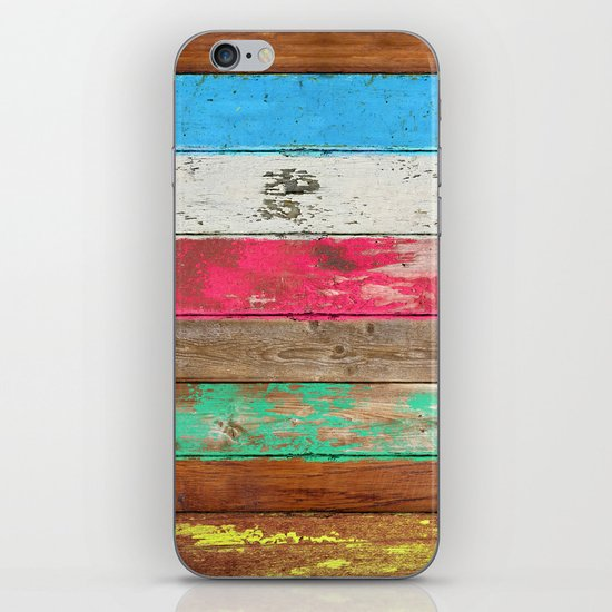 Eco Fashion iPhone & iPod Skin