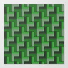 Geometrix LXXII Canvas Print