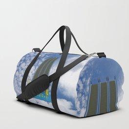 In Heaven - Au Ciel Duffle Bag