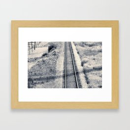 """Follow Me"" Framed Art Print"