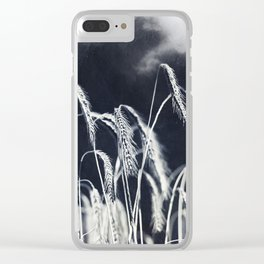 harvest Clear iPhone Case