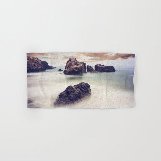 Sunset Seascape Hand & Bath Towel