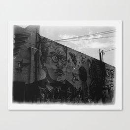 Street Scenes Canvas Print