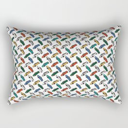 Enjoy Open Air! Rectangular Pillow