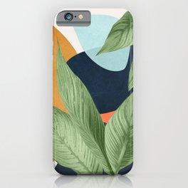 Nature Geometry VIII iPhone Case