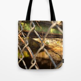 Caged Love Tote Bag