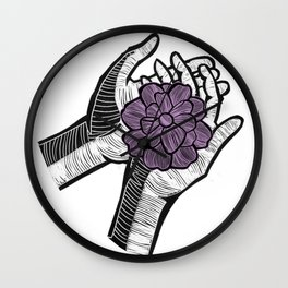 Recovery Wall Clock