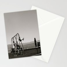 The Swing Set Stationery Cards