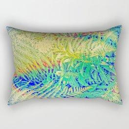 Fern and Fireweed 01 Rectangular Pillow