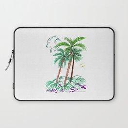 """Triplet Palms"" Laptop Sleeve"