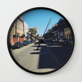 Historic Charleston Wall Clock
