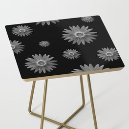 Monochrome Side Table