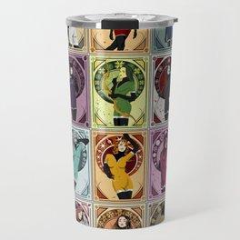 Heroines (Nouveau) Travel Mug