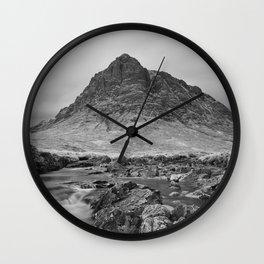 Buachaille Etive Mor Wall Clock