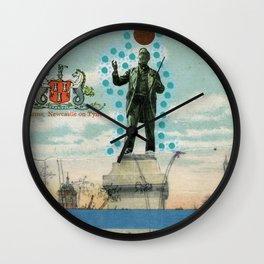 Saluti Dal Futuro 184 Wall Clock