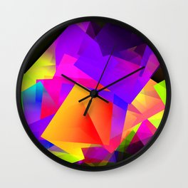 Citynight Wall Clock