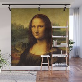 Mona Lisa Wall Mural