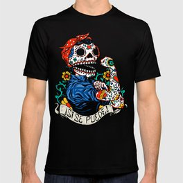 We Can Do It Skull T-shirt
