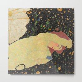 "Egon Schiele ""Daneae"" Metal Print"