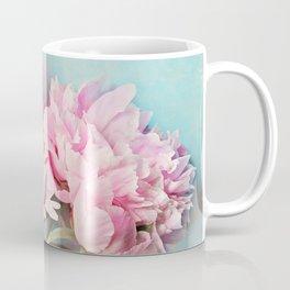 3 peonies Coffee Mug