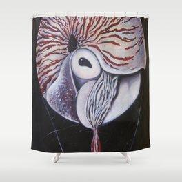Festina Lente I Shower Curtain