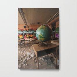 School's Out Metal Print