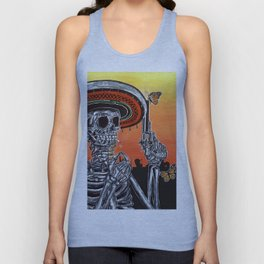 Days Of The Dead Unisex Tank Top
