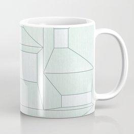 Slanted Window Frames Coffee Mug