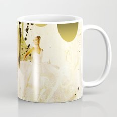 White dream Mug