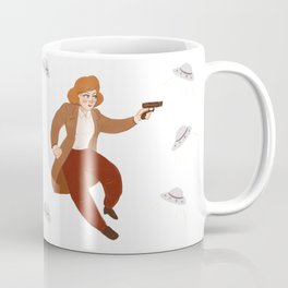 Mulder & Scully Coffee Mug