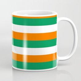 ireland ivory coast miami niger flag stripes Coffee Mug