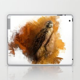 Expressions Red Tailed Hawk Laptop & iPad Skin