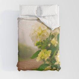 Dirt road Comforters