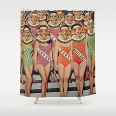 AND THE WINNER IS... Shower Curtain