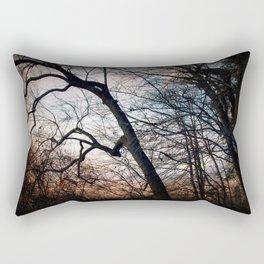 Skeletons Rectangular Pillow