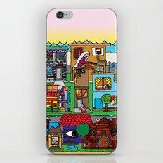 Good Magazine Neighborhoods iPhone & iPod Skin