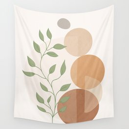 Abstract Rock Geometry 19 Wall Tapestry