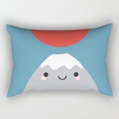 Mt Fuji Rectangular Pillow