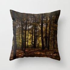 Tree Party Throw Pillow