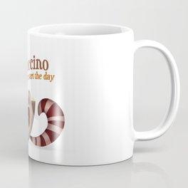 Raccuccino! Coffee Mug