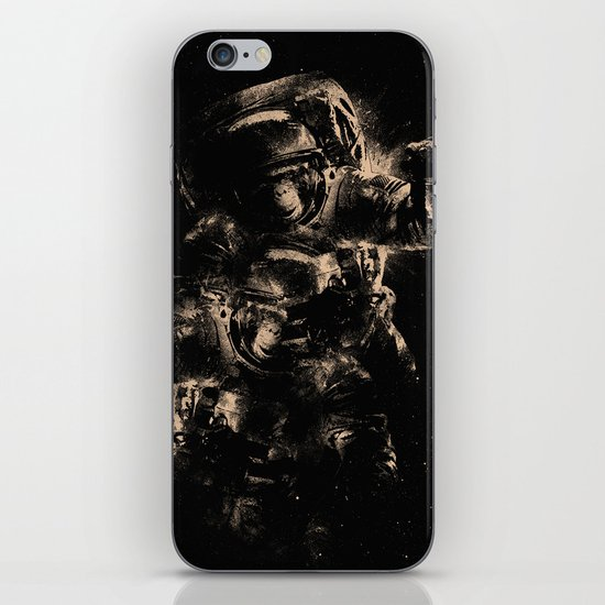 Lost in Space II iPhone & iPod Skin