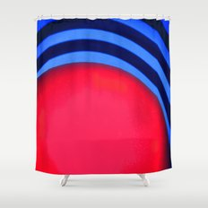 Untiled  Shower Curtain
