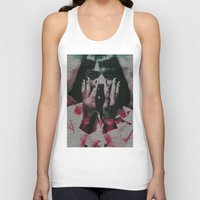 mia wallace Tank Tops featuring Mia by Robotic Ewe