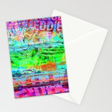 coupled with a sense of complicity, or complexity, Stationery Cards