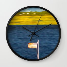 This American Sound Wall Clock